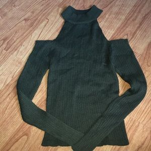 cut out should sweater